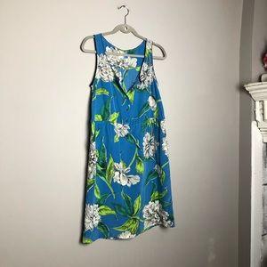 Anthropologie Dresses - Anthropologie Moulinette Soeurs blue floral dress